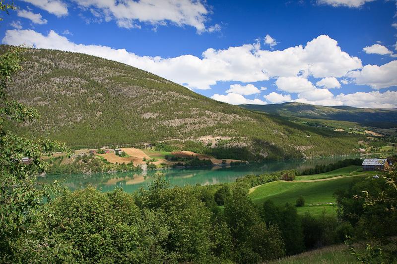 Landskap i Norge