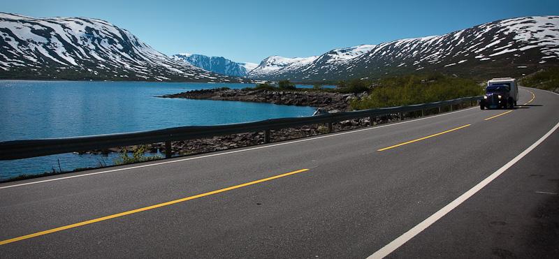 Norge - Djupvasshytta