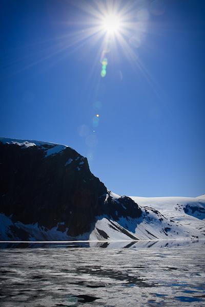 Is på vattnet