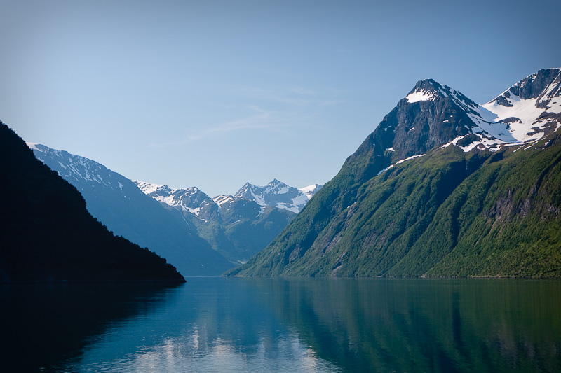Fjord i Norge