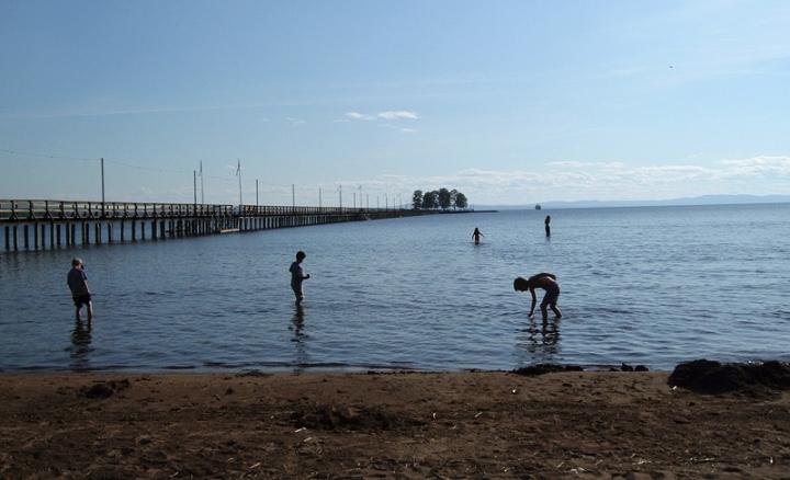 Sommar i Rättvik