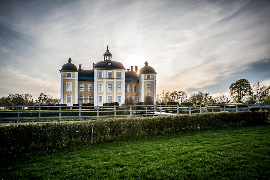 landskapet arkitektur 3651  Strömsholm slott