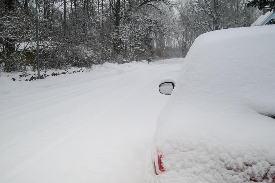 stadsmiljo 365 foton 2013  vinter snö
