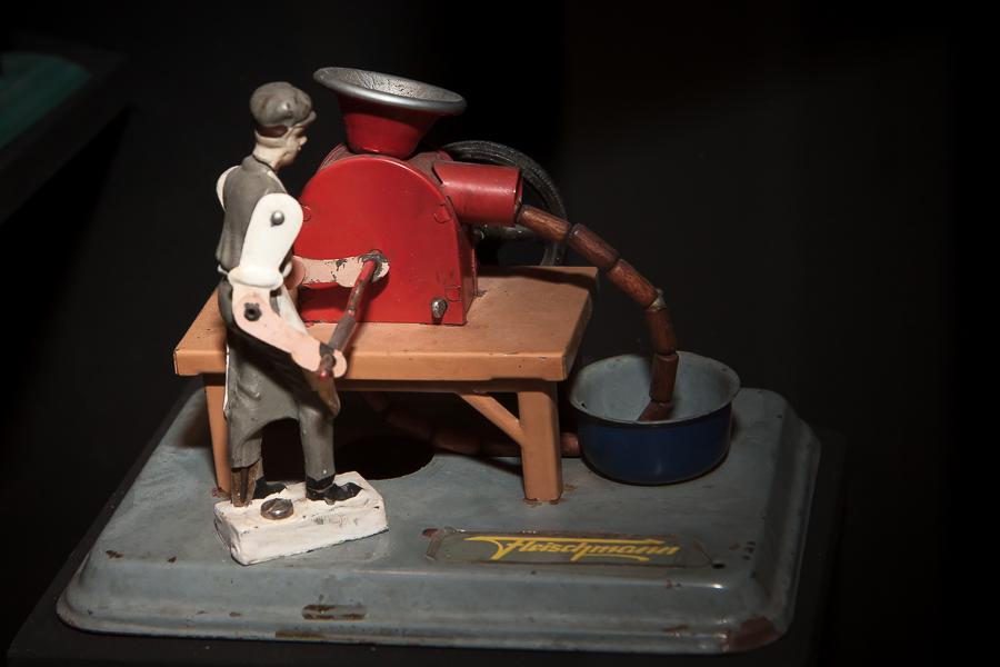 saker ting 365 foton 2013  Tidö museum leksak