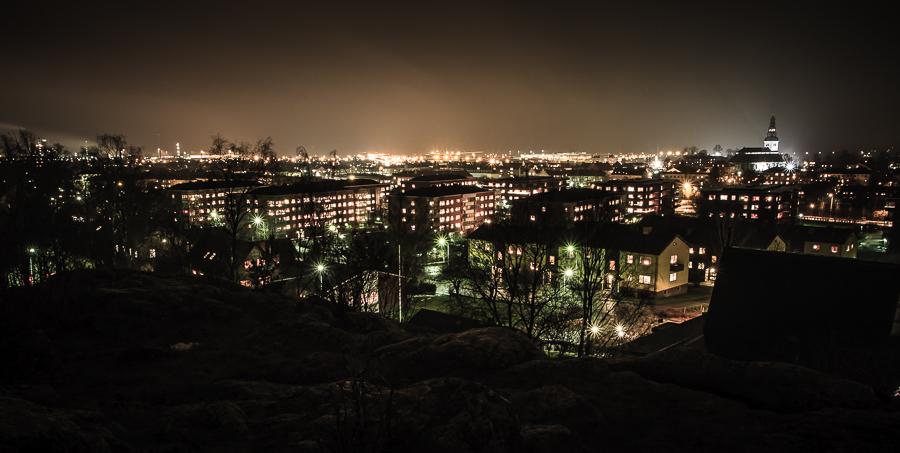 stadsmiljo  Köping